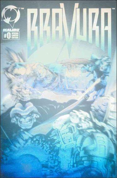 Bravura Preview Book 0-A by Malibu