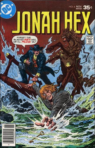 Jonah Hex (1977) 6-A by DC