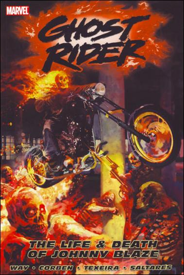 Ghost Rider 2-A by Marvel