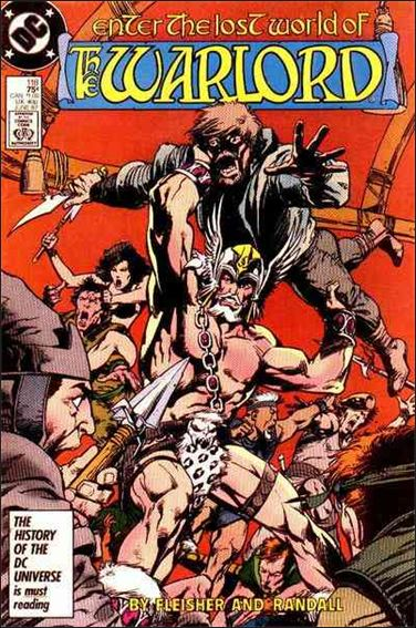 Warlord (1976) 118-A by DC