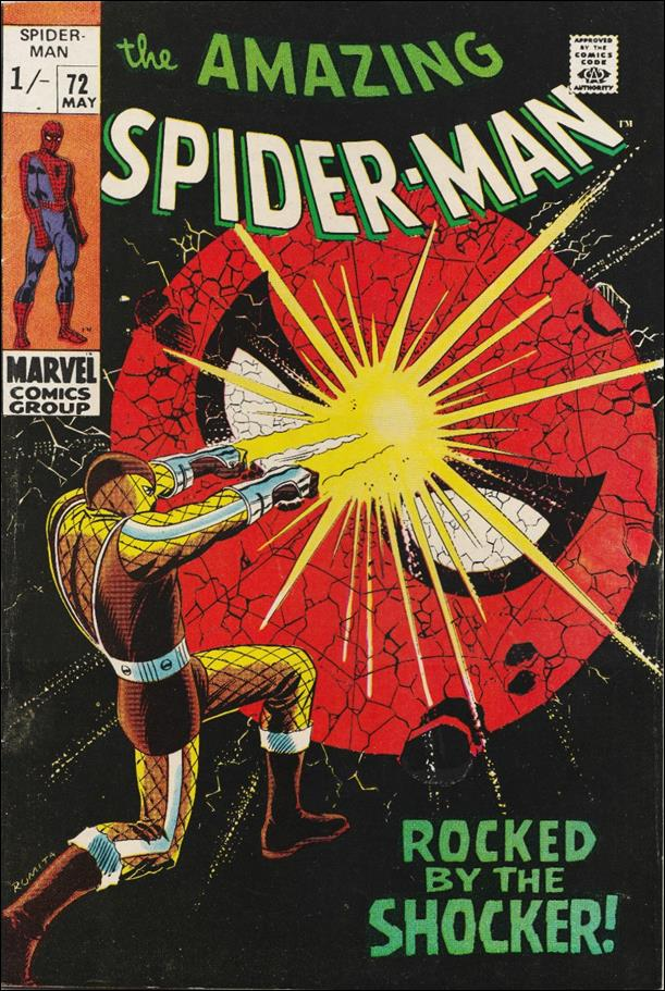 Amazing Spider-Man (1963) 72-B by Marvel