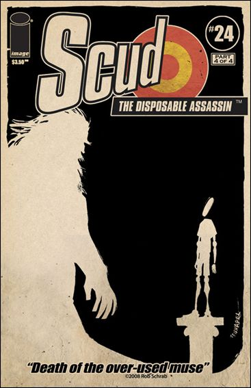 Scud: The Disposable Assassin 24-A by Fireman