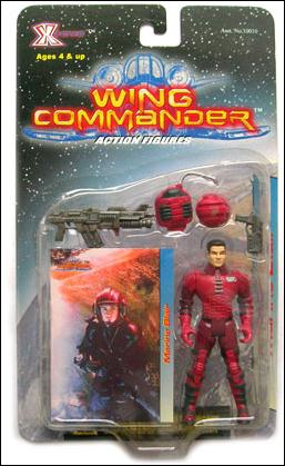 Wing Commander Marine Blair by X-Toys