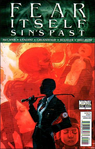 Fear Itself: Sin's Past  1-A by Marvel