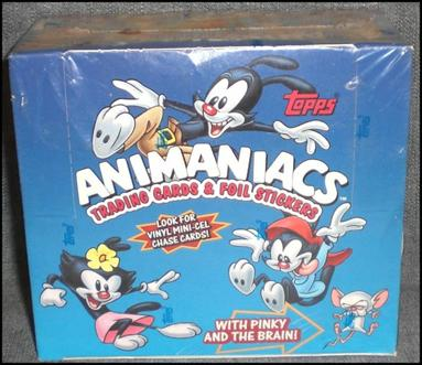 Animaniacs 1-A by Topps