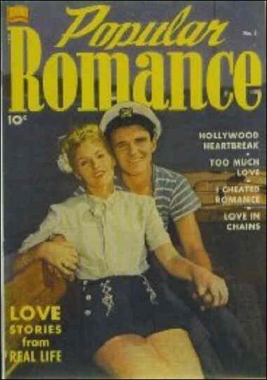 Popular Romance 5-A by Better Publications