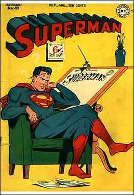 Superman (1939) 41-A by DC