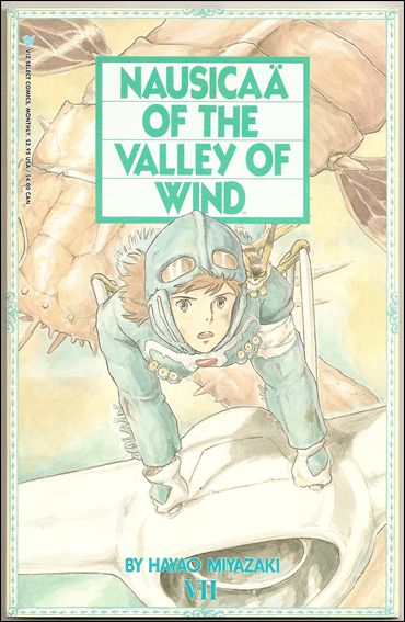 Nausicaä of the Valley of Wind Part 1 7-A by Viz