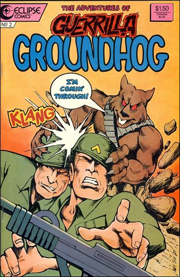 Guerrilla Groundhog 2-A by Eclipse