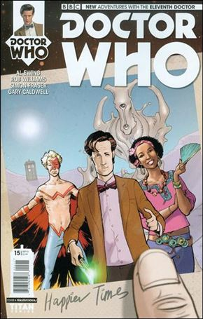 Doctor Who: The Eleventh Doctor 15-A