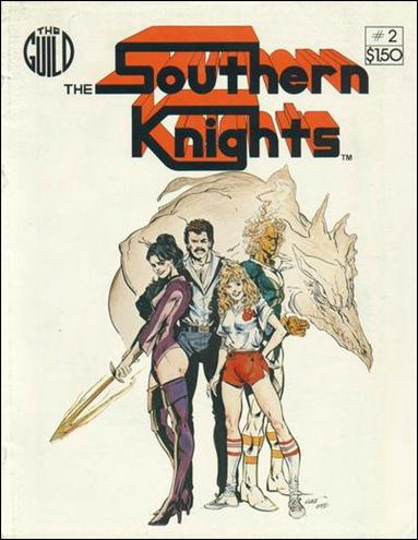 Southern Knights (1983) 2-A by Guild