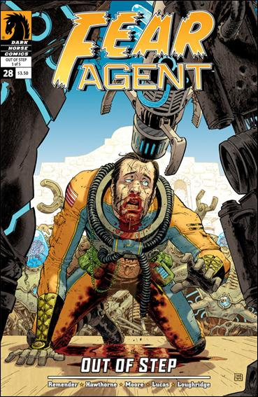 Fear Agent (2007) 28-A by Dark Horse