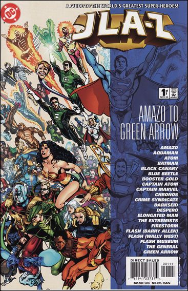JLA–Z 1-A by DC