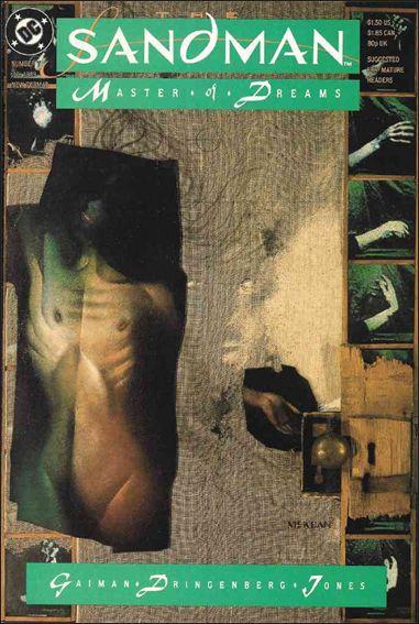 Sandman (1989) 7-A by Vertigo