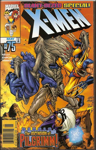 X-Men (1991) 75-A by Marvel