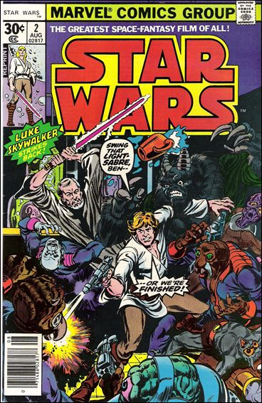Star Wars (1977) 2-E by Marvel