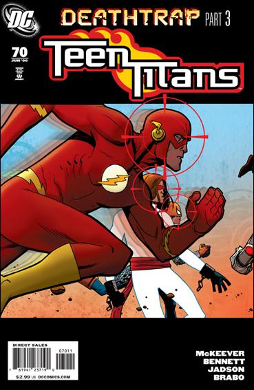Teen Titans (2003) 70-A by DC