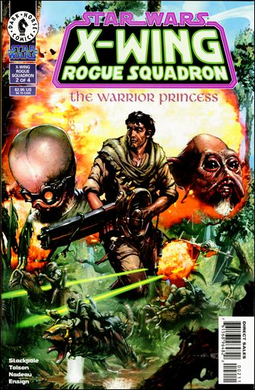 Star Wars: X-Wing Rogue Squadron 14-A by Dark Horse