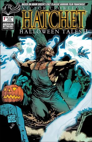 Victor Crowley's Hatchet Halloween Tales II 1-A