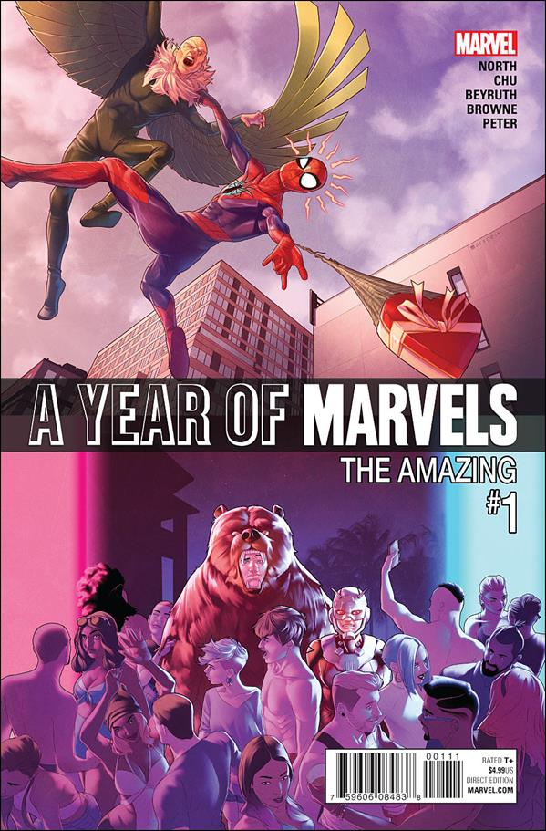 Year of Marvels: The Amazing 1-A