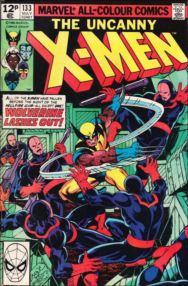 X-Men (1963) 133-B by Marvel