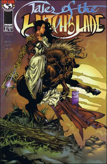 Tales of the Witchblade 2-A by Top Cow