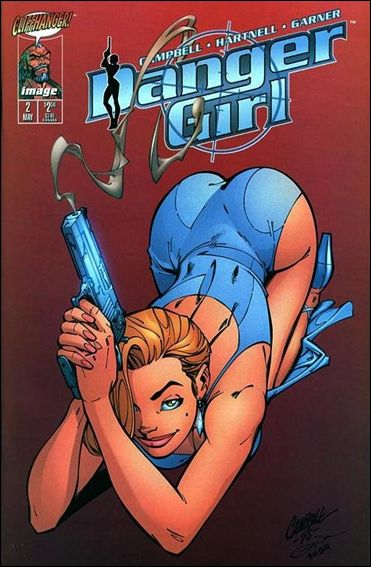 Danger Girl 2-D by Cliffhanger