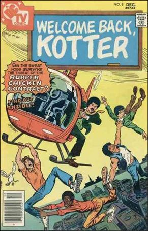 Welcome Back, Kotter 8-A
