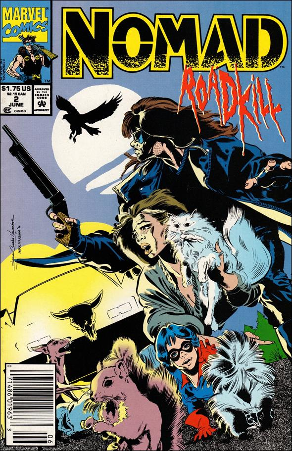 Nomad (1992) 2-A by Marvel