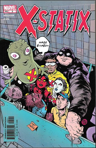 X-Statix 5-A by Marvel