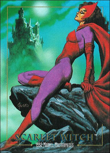 1992 Marvel Masterpieces (Lost Marvel Subset) 1-A by SkyBox