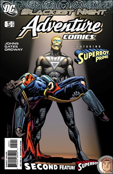 Adventure Comics (2009) 5-A by DC