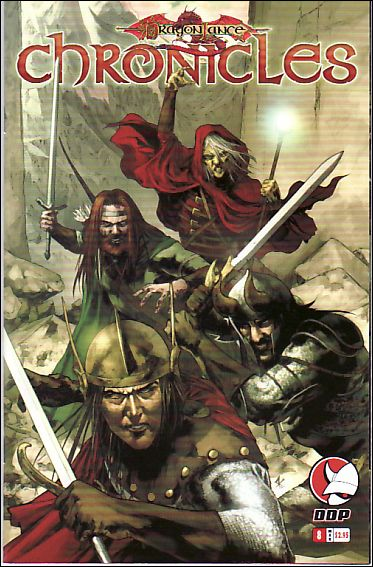 Dragonlance: Chronicles (2005) 8-A by Devil's Due