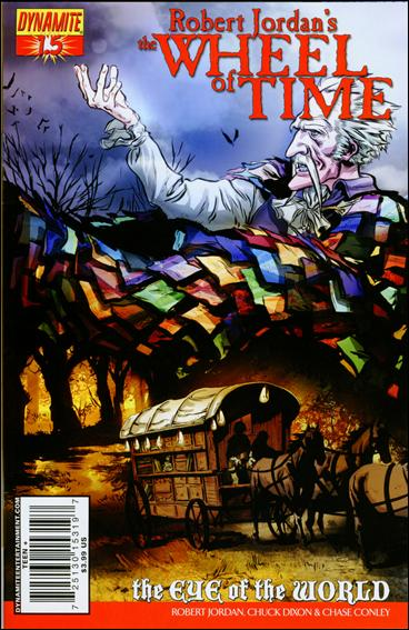 Robert Jordan's Wheel of Time: The Eye of the World (2010) 1.5-A by Dynamite Entertainment