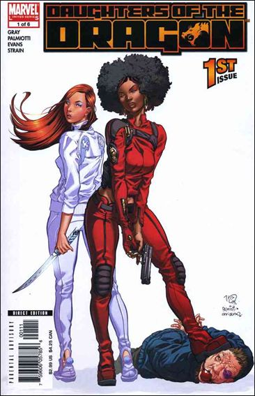 Daughters of the Dragon 1-A by Marvel