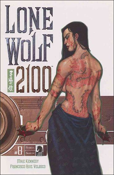 Lone Wolf 2100 8-A by Dark Horse