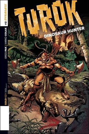Turok: Dinosaur Hunter (2014) 2-D