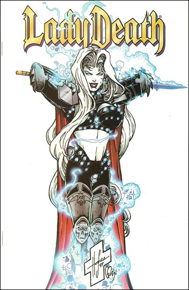 Lady Death (1997) 1-B by Chaos! Comics