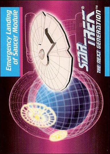 Star Trek: The Next Generation - Inaugural Edition (Base Set) 94-A by Impel