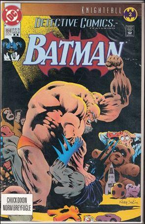 Detective Comics (1937) 659-B