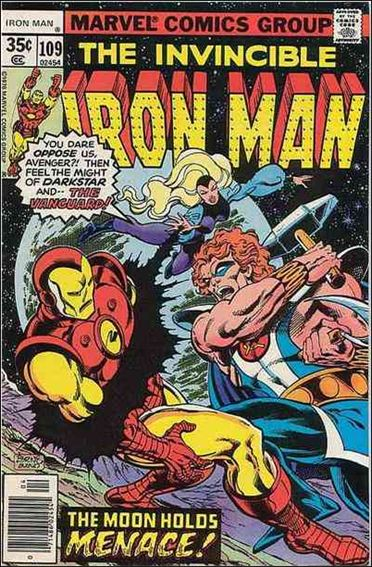 Iron Man (1968) 109-A by Marvel