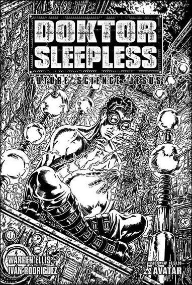 Doktor Sleepless 1-B by Avatar Press