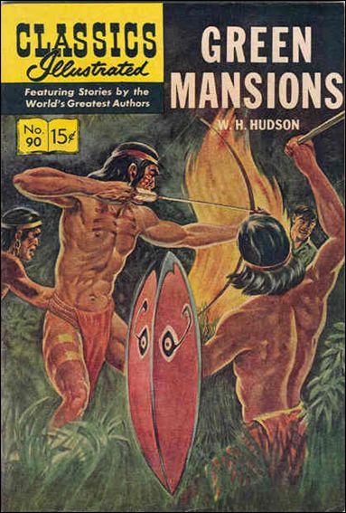 Classic Comics/Classics Illustrated 90-B by Gilberton
