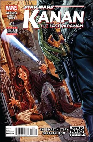 Kanan - The Last Padawan 2-A