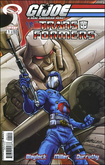 G.I. Joe vs the Transformers (2003) 1-B by Image