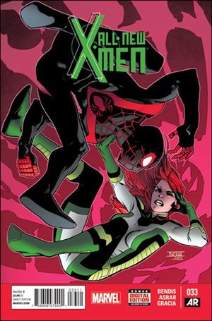 All-New X-Men 33-A