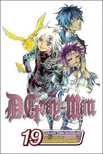 D.Gray-Man 19-A by Viz