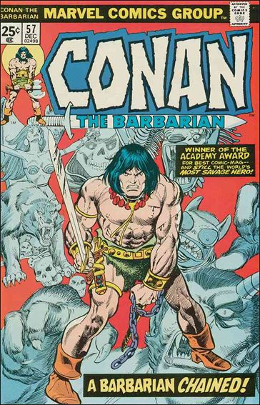Conan the Barbarian (1970) 57-A by Marvel