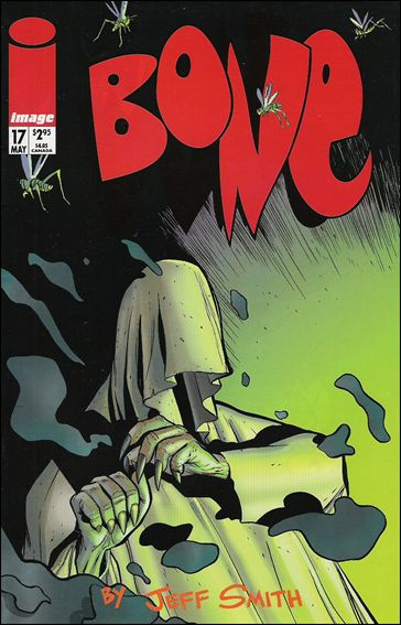 Bone (1995) 17-A by Image