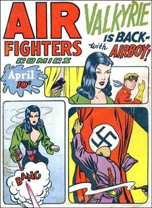 Air Fighters Comics (1943) 7-A